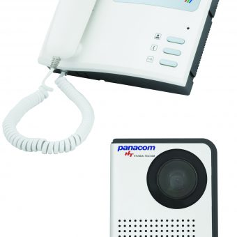 PANACOM 620FK Flush Mount Camera B&W Video Intercom