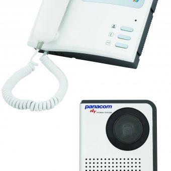 PANACOM 620SK Surface Mount Camera B&W Video Intercom
