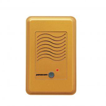 Gold Door Station For PANACOM Q816 Audio Intercom System