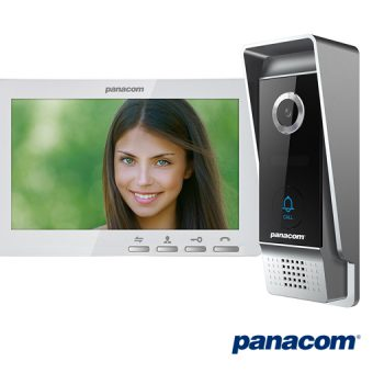 Panacom 820 Surface Mount Video Intercom Kit