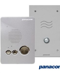 Panacom Q916 Flush Mount Audio Intercom System