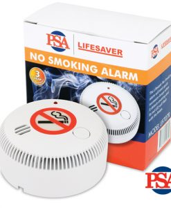 Lifesaver Battery Powered No Smoking Cigarette, Cigar & Pipe Smoke Alarm