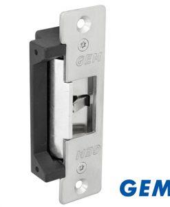 12/24V DC Flush Mount Door Strike - Intercom Accessories