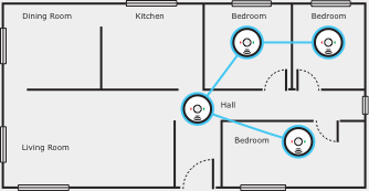 3 Bedroom House Wiring Diagram moreover Wiring Diagrams Uk Houses in addition Wiring Diagram Smoke Alarms likewise Smoke Detector Locations as well 3 Bedroom House Wiring Diagram. on residential wiring for smoke detectors