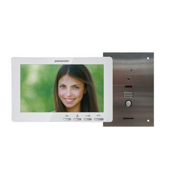 Panacom 820 Flush Mount Video Intercom Kit