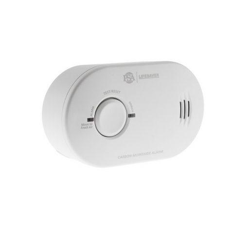 Lifesaver 9V Carbon Monoxide Alarm