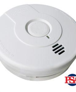 Lifesaver 10 Year Battery Powered Photoelectric Smoke Alarm