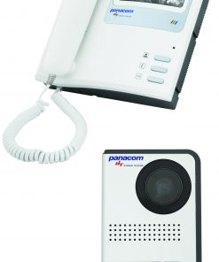 PANACOM 620FK Flush Mount Camera B&W Video Intercom