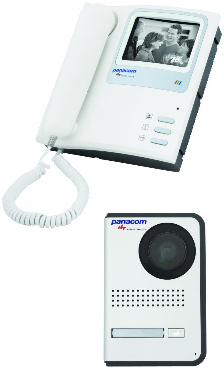 PANACOM 620SK B&W Video Intercom Surface Camera