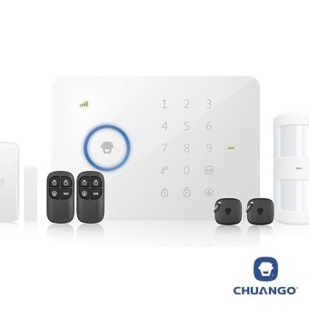 Chuango G5W Wireless Alarm Kit For Home & Office Security - Home Alarm System