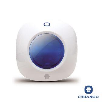 Chuango Indoor Siren Strobe - Home Alarm System