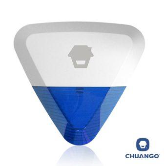 Chuango External Siren Strobe - Home Alarm System
