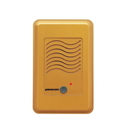 Gold Door Station For PANACOM Q816 Audio Intercom System