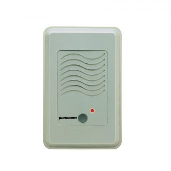 Silver Door Station For PANACOM Q816 Audio Intercom System
