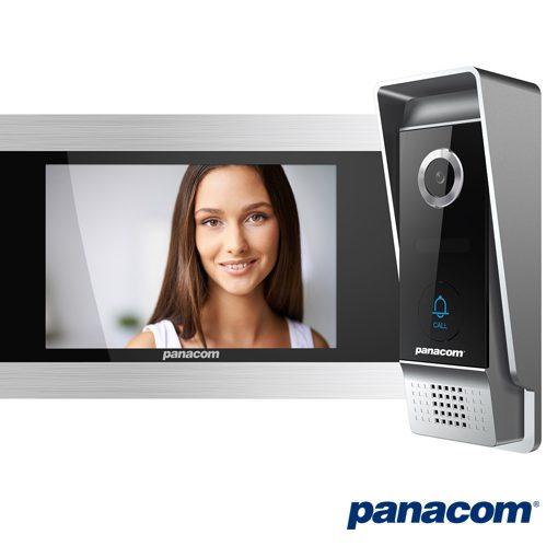 Panacom 830 Surface Mount Video Intercom Kit – PAN830SK Intercom & Access Control Solution