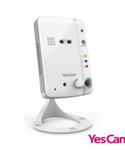 YesCam WiFi Indoor IP Camera With 2-Way Audio - Home Alarm System