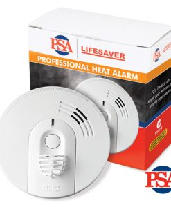 Lifesaver 240VAC Powered Heat Alarm