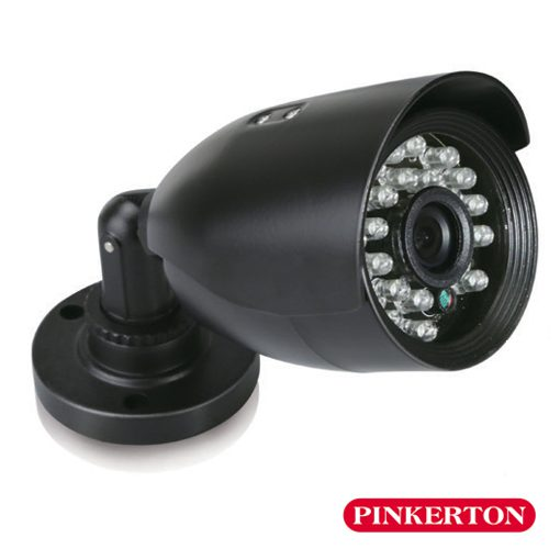 Pinkerton 800TVL Infrared Bullet Camera for D1 Analog CCTV System