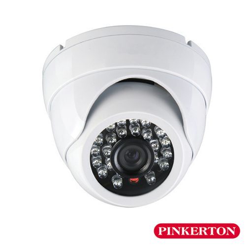 Pinkerton 800TVL Infrared Bullet Camera for D1 Analog CCTV System