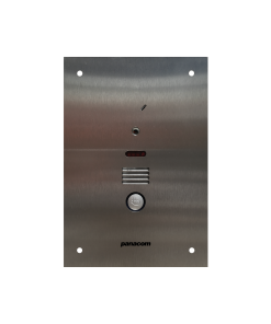 Panacom 800 Series Flush Mount Outdoor Camera - Video Intercom System