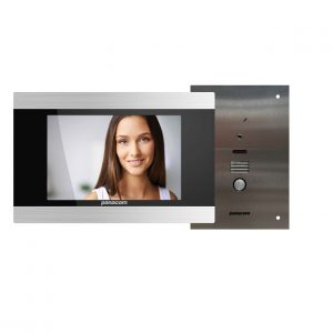 Panacom 830 Flush Mount Video Intercom Kit (High Definition)