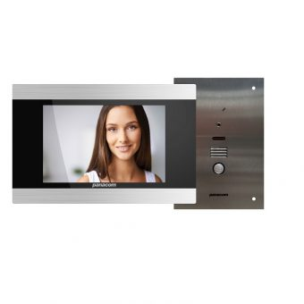 Panacom 830 Flush Mount Video Intercom Kit