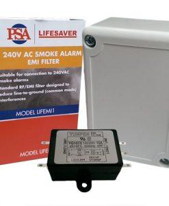 240V Smoke Alarm EMI Filter