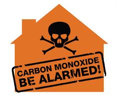 beware carbon monoxide