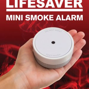 Lifesaver Mini Smoke Alarm