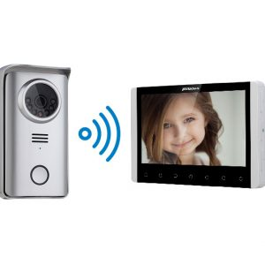 Panacom 810 Wireless Video Intercom Kit